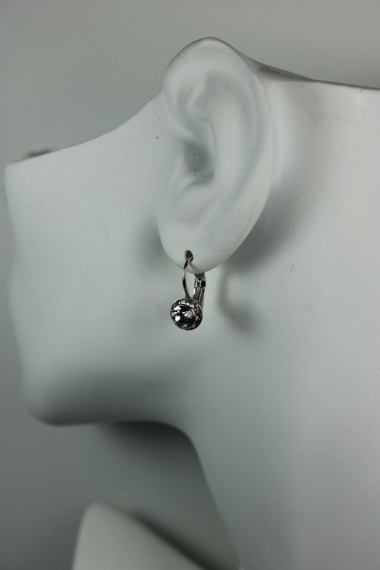 Euro Clip On Earring