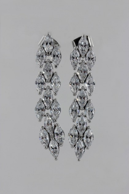Wholesale CZ Earring