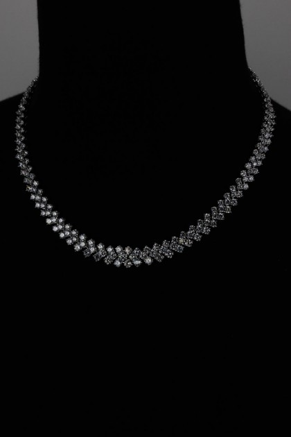 Wholesale Timeless CZ Necklace