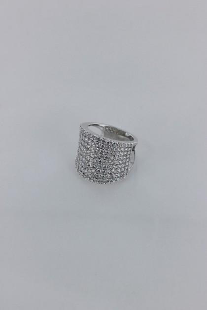 Pavement CZ Ring Wholesale