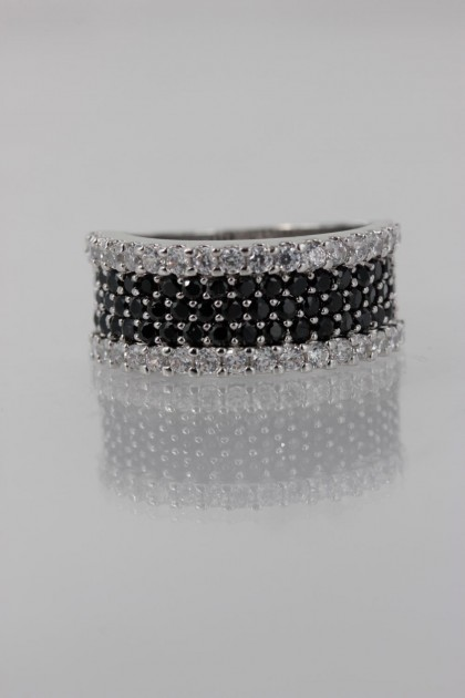 Basic Pavement CZ Ring Wholesale