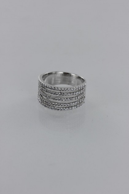 Simple CZ Ring