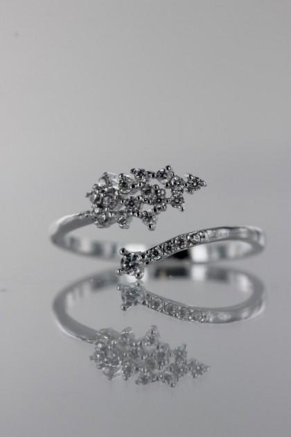 Lovely CZ Ring