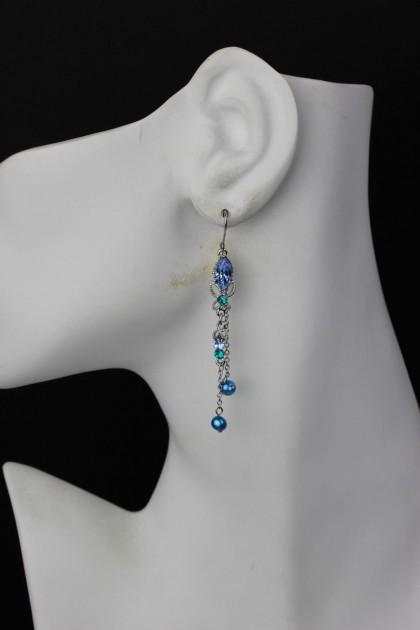 Pealr Hook Earring