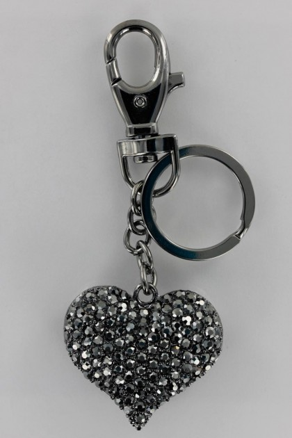 Heart 3D Key Chain