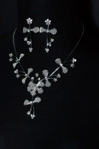 6 Lovely prom girl necklace set