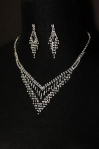 Rain necklace set