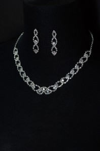 round necklace set