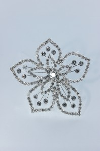 BRIDAL BROOCH PIN
