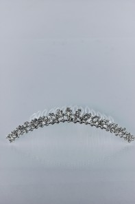 MEDIUM ROSE GARDEN TIARA