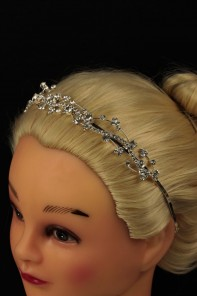 Brench tiara headband