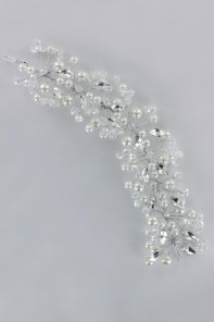 Tiara Hair Accessory For Wedding