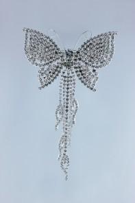 butterfly hair barrette