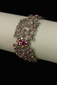 Vegas style bracelet