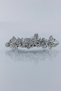 Medium butterfly hair barrette