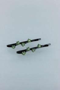 Flower bobby pin (set of 2)