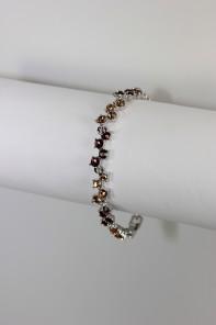 zig-zag wedding bracelet