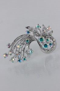 peakcock brooch wholesale
