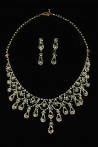 Chocker Rhinestone Necklace