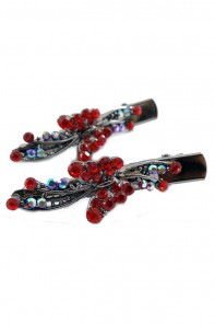 Butterfly hair jaw clips