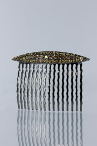 Marquise hair comb jewelry