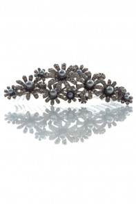 Nation Pearl Hair Comb Accessories