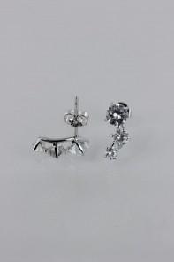 Lux Cubic Earring