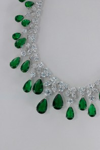 Waterdrop CZ Necklace Wholesale