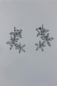 Jasmin marquise cut cz earring