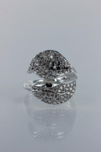 Bloom CZ Ring