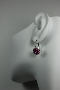 Swarvoski Level Earring