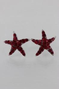 Starfish Stud Earring