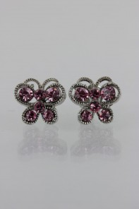 Mini Butterfly Stud Earring
