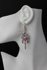 Egiypian Style Redcarpet Hook Earring