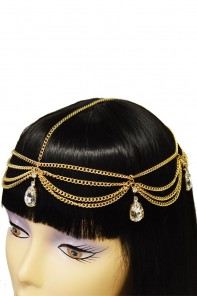Waterdrop Headchain