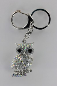 Owl 3D Key Chain