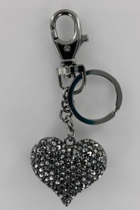 Heart 3D Key Chain