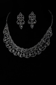 Pandora bridal necklace set