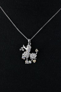 Puppy III Pendant Necklace