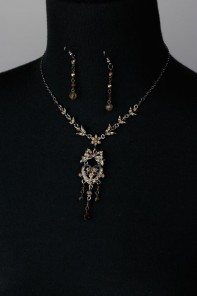 19th Century Style Necklace Set