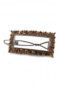 square hair pin