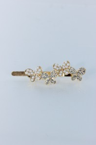 4 butterfly magnetic hair pin jewelry