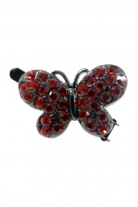 Tongtong butterfly magnetic hair pin