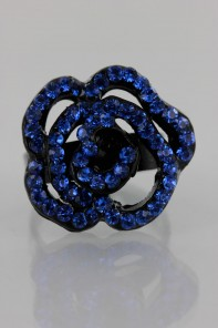 Adjustable Rose Ring