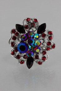 Adjustable Flower Ring