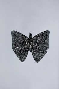 Butterfly france barrette