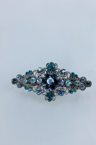 Small Victorian style hair barrette jewelry