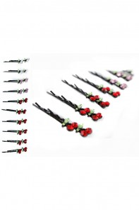 Cherry hair pin-package deal