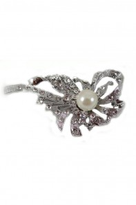 SWARVOSKI JEWELRY BROOCHE