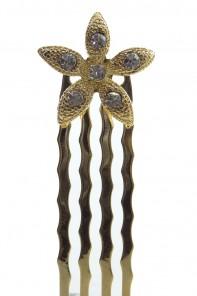 5-leaves wedding combs